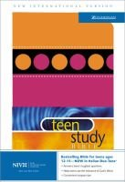 NIV Teen Study Bible (Leather / fine binding, Revised edition): Lawrence O. Richards, Sue W. Richards