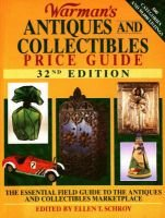 Warman's Antiques and Collectibles Price Guide (Paperback, 32nd Revised edition): Harry Rinker