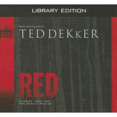 Red (Standard format, CD, Library): Ted Dekker