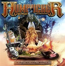 Humbucker - King of the World (CD): Humbucker