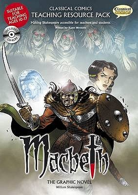 Macbeth Teaching Resource Pack (Spiral bound, British English ed): Karen Wenborn