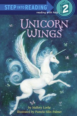 Unicorn Wings (Hardcover): M. Loehr