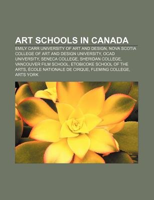 Art Schools in Canada - Emily Carr University of Art and