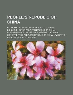 People's Republic of China - Economy of the People's Republic of China, Education in the People's Republic of...