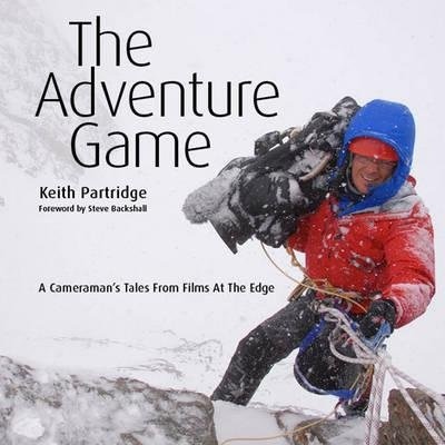 The Adventure Game (Hardcover): Keith Partridge