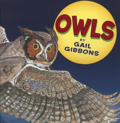 Owls (CD): Gail Gibbons