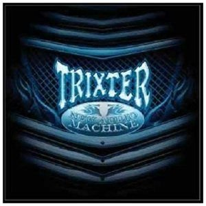 Trixter - New Audio Machine CD (2012) (CD): Trixter