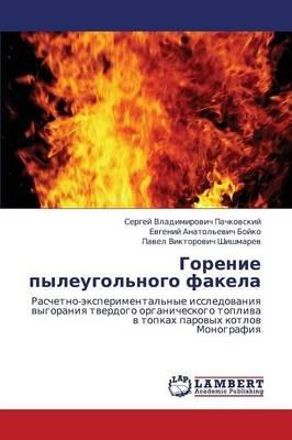 Gorenie Pyleugol'nogo Fakela (Russian, Paperback): Pachkovskiy Sergey Vladimirovich, Boyko Evgeniy Anatol'evich,...