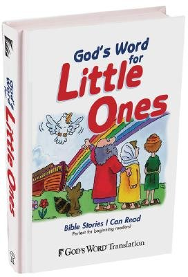 God's Word for Little Ones (Hardcover): Carolyn Larsen, Baker Publishing Group