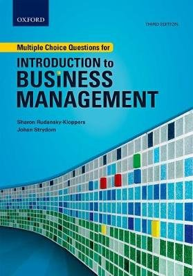 Multiple Choice Questions for Introduction to Business Management  (Paperback, 3rd ed)