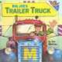 Big Joe's Trailer Truck (Hardcover, Turtleback School