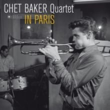 Chet Baker Quartet - In Paris (Vinyl record, Gatefold Cover): Chet Baker Quartet