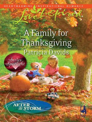 A Family for Thanksgiving (Electronic book text, ePub First edition): Patricia Davids