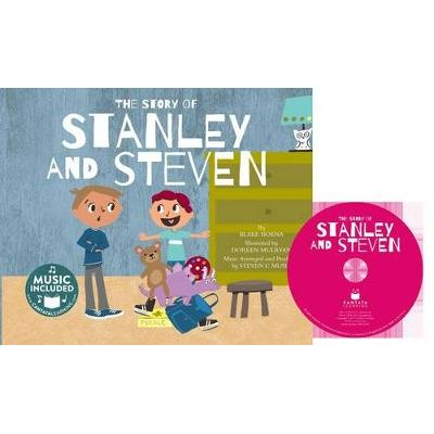 The Story of Stanley and Steven (Book): Blake Hoena