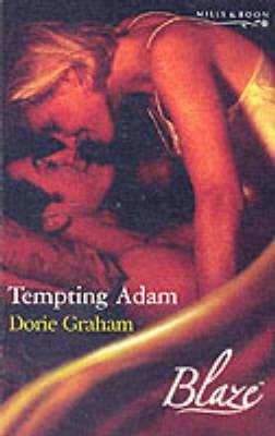 Tempting Adam (Paperback): Dorie Graham