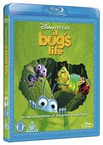 A   Bug's Life (Blu-ray disc): David Foley, Kevin Spacey, Julia Louis-Dreyfus, Hayden Panettiere, Phyllis Diller, Richard...