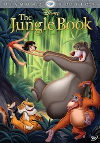 The Jungle Book (English & Foreign language, DVD): Sebastian Cabot, Phil Harris, Louis Prima, George Sanders, Sterling...