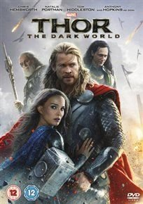 Thor: The Dark World (English & Foreign language, DVD): Chris Hemsworth, Natalie Portman, Christopher Eccleston, Tom...