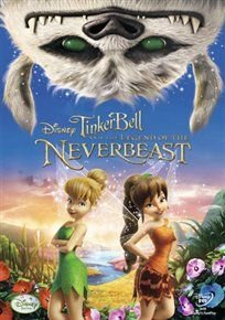 Tinker Bell and the Legend of the NeverBeast (English, Arabic, Italian, DVD): Mae Whitman, Ginnifer Goodwin, Rosario Dawson,...