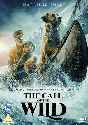 The Call Of The Wild (DVD): Harrison Ford