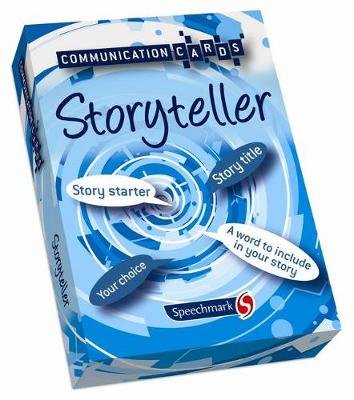 Storyteller - Communication Cards (Cards, New edition): Alison Roberts