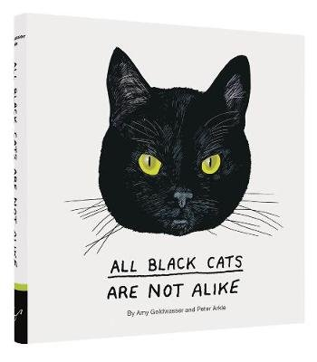 All Black Cats are Not Alike (Hardcover): Amy Goldwasser