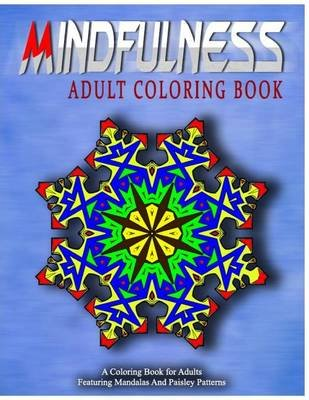 Mindfulness Adult Coloring Book, Volume 16 - Women Coloring Books for Adults (Paperback): Jangle Charm