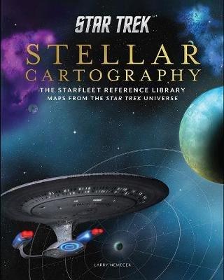 Star Trek Stellar Cartography The Starfleet Reference Library