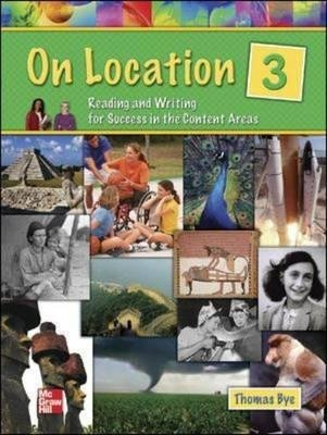 On Location - Level 3 Teacher's Manual (Wrap-Around) - Reading and Writing for Success in the Content Areas (Paperback):...