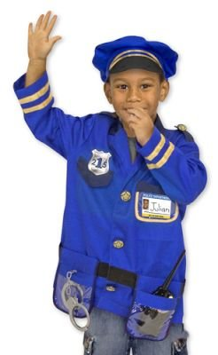 Melissa & Doug Pretend Play - Police Officer Role Play: