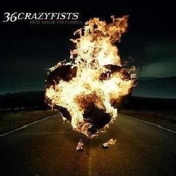 36 Crazyfists - Rest Inside the Flames (CD, Imported): 36 Crazyfists