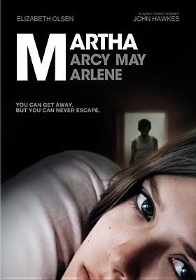 Martha Marcy May Marlene (Region 1 Import DVD): Maria Dizzia, Christopher Abbott, Elizabeth Olsen, Hugh Dancy, Brady Corbet