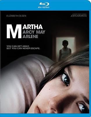 Martha Marcy May Marlene (Region A Import Blu-ray disc): Sean Durkin