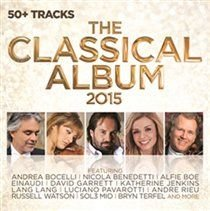 Various Composers - The Classical Album 2015 (CD): Various Composers, Various Artists