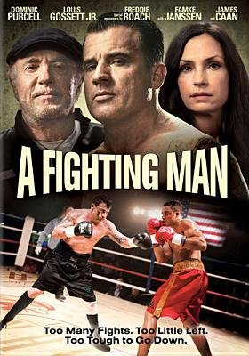 Fighting Man (Region 1 Import DVD): Purcell,Dominic