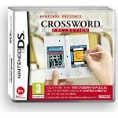 Nintendo Presents Crossword Collection (Nintendo DS, Game cartridge):