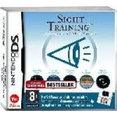 Sight Training - Enjoy Exercising And Relaxing Your Eyes (Nintendo DS): Nintendo of America