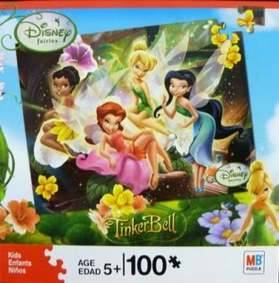 Disney TinkerBell puzzle (100 piece):