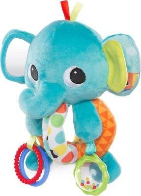 Bright Starts Explore & Cuddle Elephant: