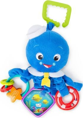 Bright Starts Activity Arms Octopus: