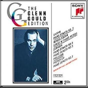 Gould (Pno) / Glenn Gould - Piano Sonata 3 (CD): Gould (Pno), Glenn Gould