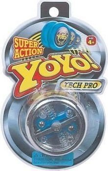 Ja-Ru Super Action - Tech Pro YoYo!: