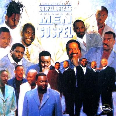 Gospel Greats V4: Men of Gospe (CD): Various Artists