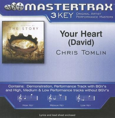 Chris Tomlin - Your Heart (David) (CD): Chris Tomlin