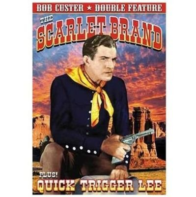 Custer Bob-Double Feature-Scarlet Brand (Region 1 Import DVD):