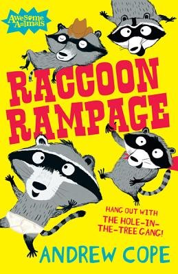 Raccoon Rampage (Paperback): Andrew Cope