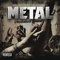 Original Soundtrack - Metal a Headbanger S Journey (CD, Parental Adviso): Original Soundtrack, Various Artists