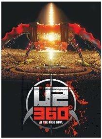 Ned O'Hanlon - U2: 360 - At the Rose Bowl (Blu-ray disc): U2, Ned O'Hanlon