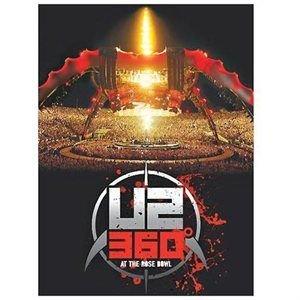 Tom Krueger / Willie Williams - U2-360 Degrees At the Rose Bowl (Region 1 Import DVD): Tom Krueger, Willie Williams