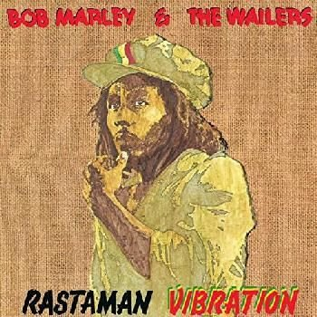 Bob Marley And The Wailers - Rastaman Vibration (Vinyl record): Bob Marley And The Wailers
